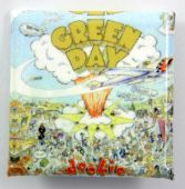 Green Day - 'Dookie' Square Badge